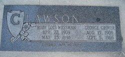 Ruby Lois Clawson