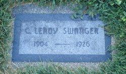 Charles LeRoy Swanger