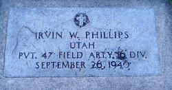 Irvin William Phillips