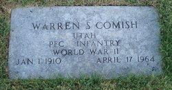 Warren Stanford Comish