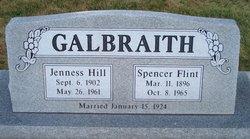 Jenness <I>Hill</I> Galbraith