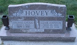 Clair Johnson Hovey