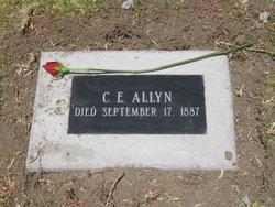 Calvin Ethan Allyn