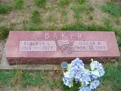 Roberta Ellen <I>Wilmoth</I> Baker