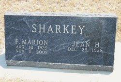 F Marion <I>Asper</I> Sharkey