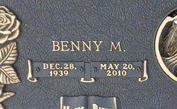 Benny M Thomley