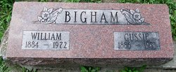 William Middleton Bigham