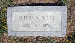 Euelda M. <I>Shackelford</I> Wood
