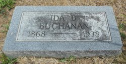 Ida B <I>Chinn</I> Buchanan