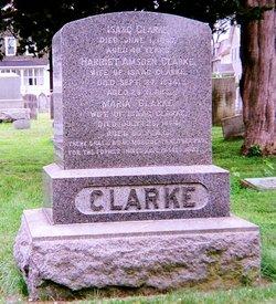 Mary Louise <I>Proctor</I> Clarke