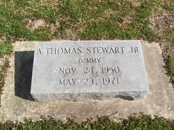 "Abner Thomas ""Tommy"" Stewart, Jr"