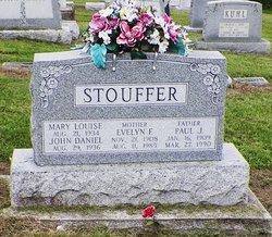 Evelyn Florence <I>Zeger</I> Stouffer