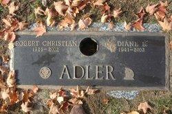 Diane <I>Kahler</I> Adler