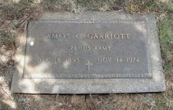 Amos Chester Garriott