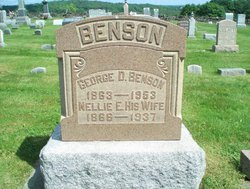 George Dimock Benson