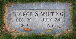 George S Whiting
