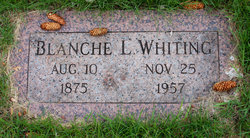 Blanche L Whiting