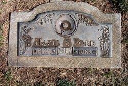 Hazel Fern <I>Clifton</I> Ford