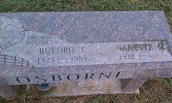 Buford T. Osborne