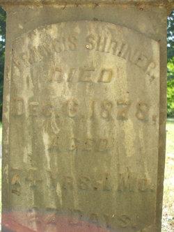 Francis Shriner