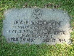Ira Franklin Anderson