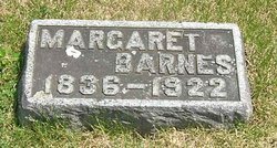 Margaret <I>Hall</I> Barnes