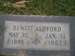Dewitt Ashford