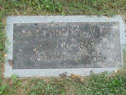 Margaret Alice Witt