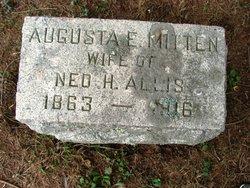 Augusta E <I>Mitten</I> Allis