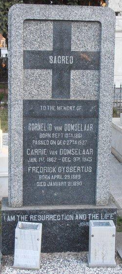 Cornelio Van Domselaar