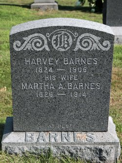 Martha A Barnes
