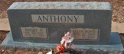 Lelia <I>Boyd</I> Anthony