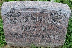 Ida Matilda <I>Eastman</I> Nyberg