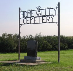 Home Valley Cemetery