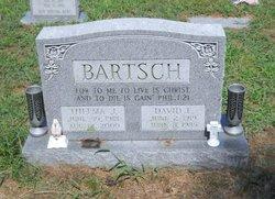 David Edwin Bartsch