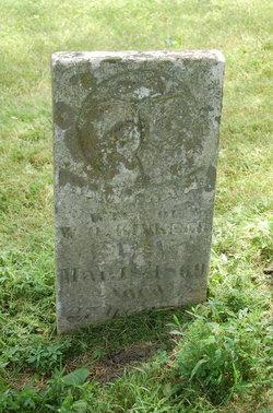 Martha A <I>Lundy</I> Kinkead