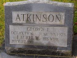 Laurel W <I>Wilson</I> Atkinson