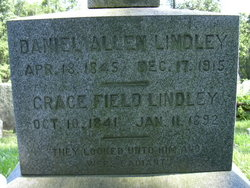 "Mary Grace ""Grace"" <I>Field</I> Lindley"