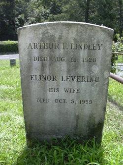 Dr Arthur Field Lindley, Sr