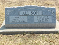 Ada Francis <I>Gardner</I> Allison