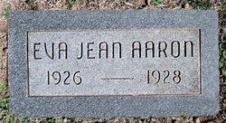 Eva Jean Aaron