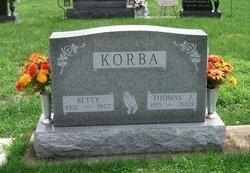 Thomas John Korba