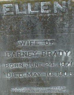 Martha Ellen <I>DeJournette</I> Brady