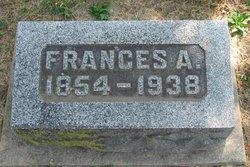 Frances A <I>Davis</I> Brush
