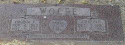 Virginia <I>Kirkpatrick</I> Wolfe