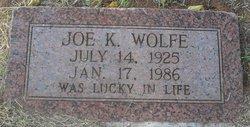 Joe Kenneth Wolfe