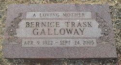 Bernice Galloway