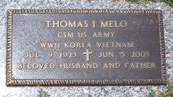 Thomas I. Melo