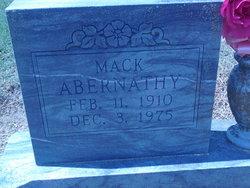 Mack Abernathy
