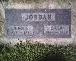 Orrin Jordan